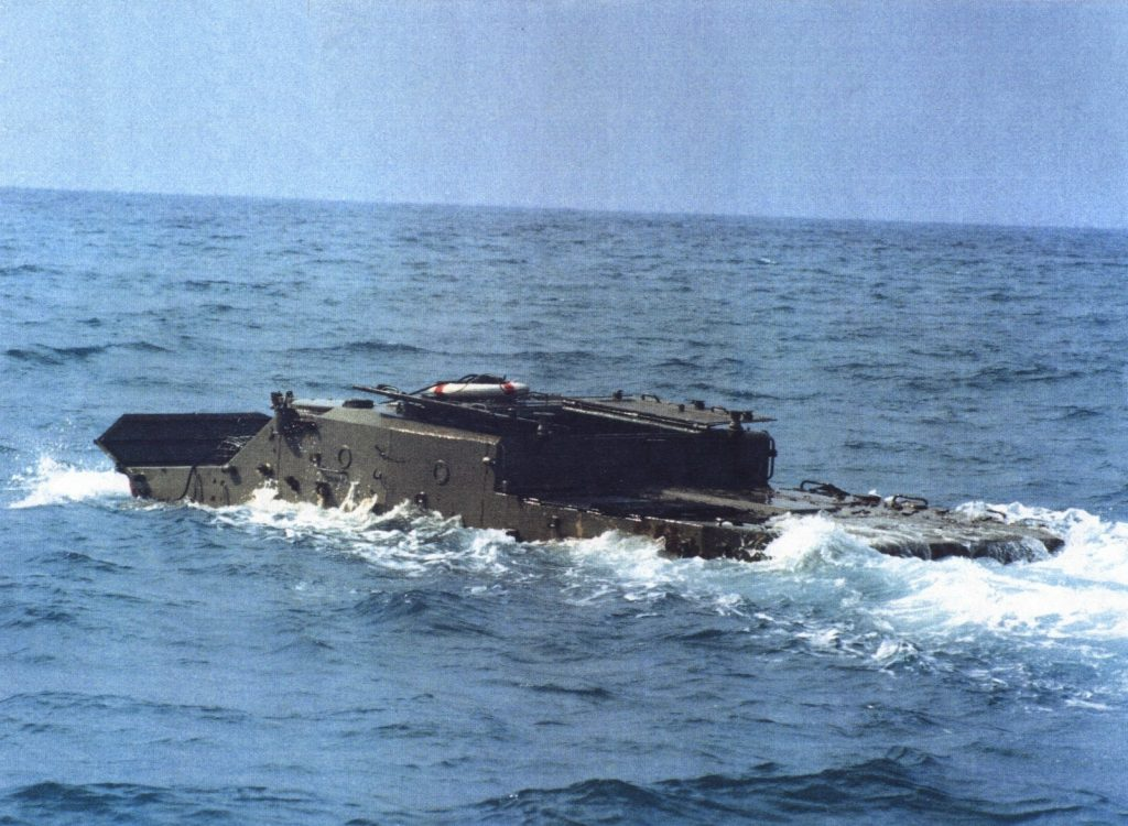 BTR-50_Amphibious