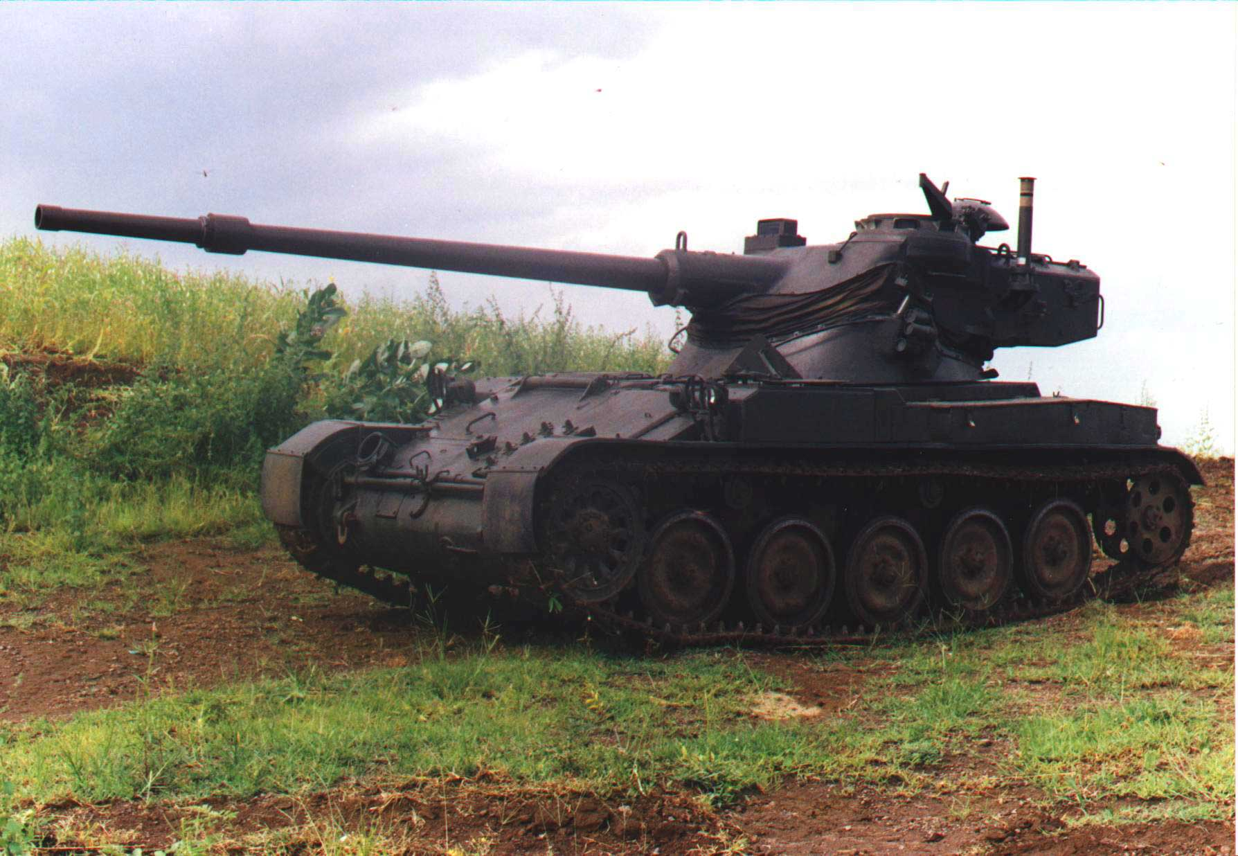 amx 13 tank 2